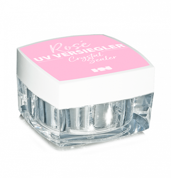 Crystal Sealer Milky White UV Versiegler