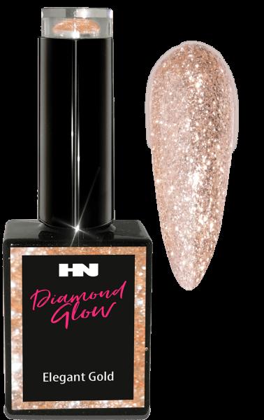 Glitter Diamond Glow Elegant Gold 10 ml