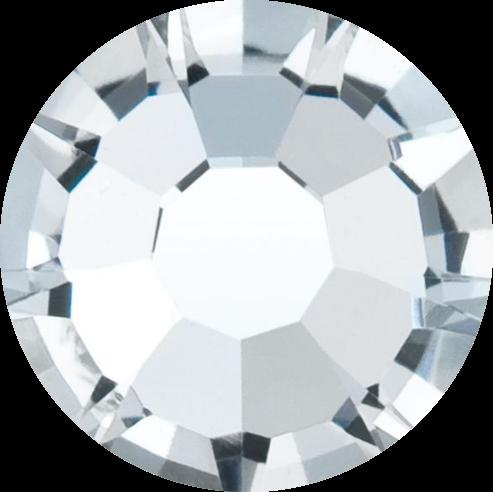 Swarovski Strass Silber 100 Stück