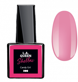 L.A. Queen UV Gel Shellac - Candy Girl #26 15 ml