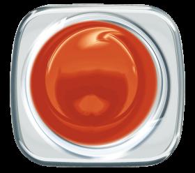 Colour UV Gel Pumpkin Orange 929