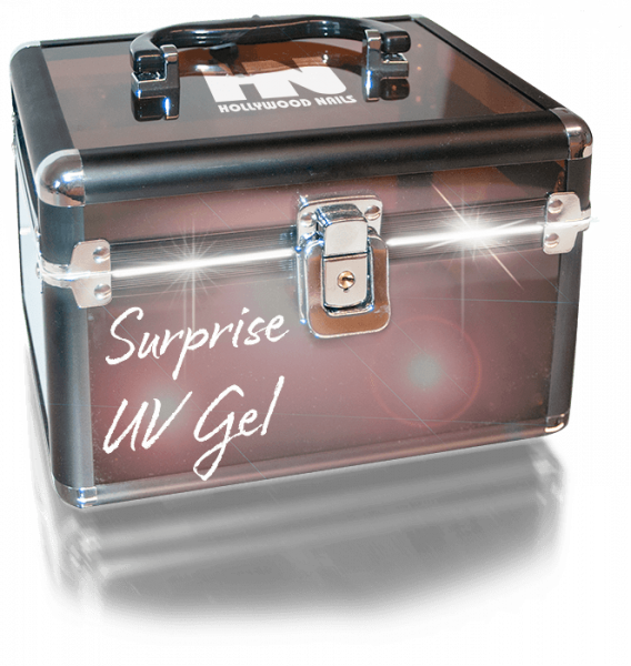 Surprise Beauty Koffer UV Gel