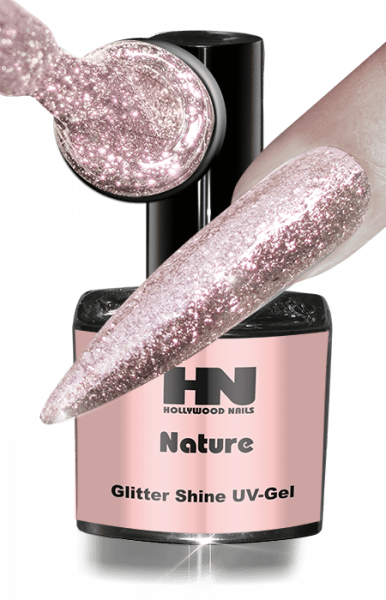 Glitter Shine UV Gel Nature