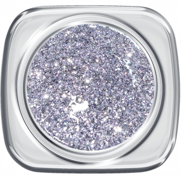 Glitter UV Gel 381 Shiny Lilac 5 g